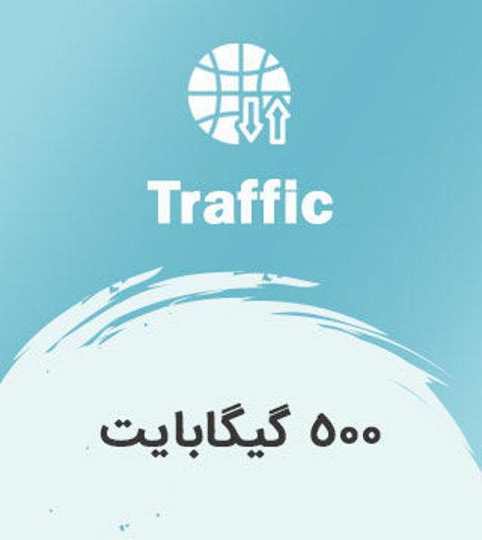 تصویر از ۵۰۰ گیگابایت بین الملل